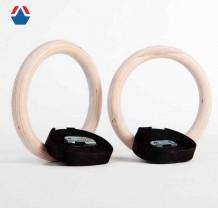 Кольца гимнастические для кроссфита (d=235 мм)